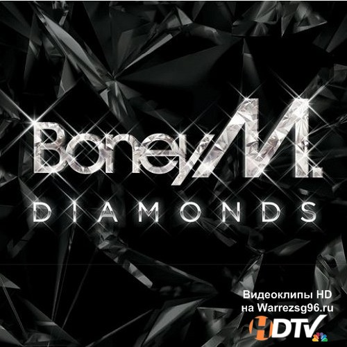 Boney M – Diamonds (2015) MP3