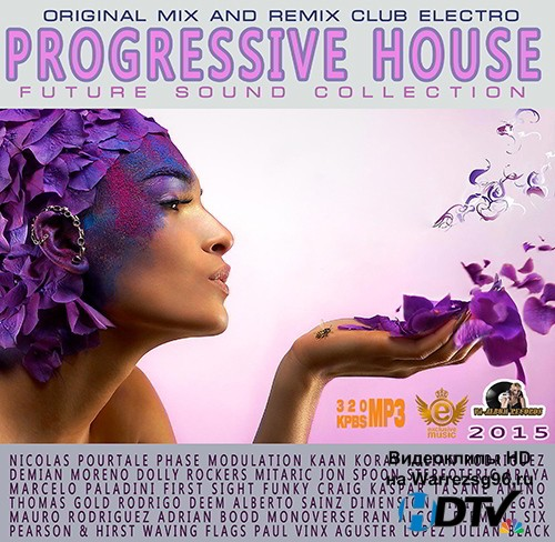 Future Sound Progressive House (2015) MP3