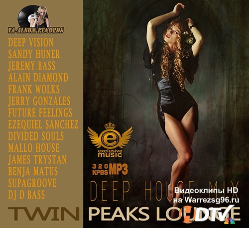 Twin Peaks Longe Deep House Mix (2015) MP3
