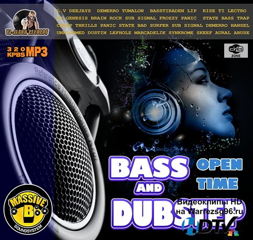 Open Time Bass And Dubstep (2015) MP3
