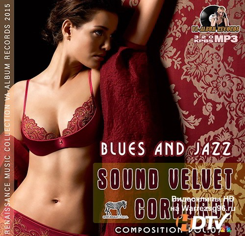 Sound Velvet Corduroy (2015) MP3