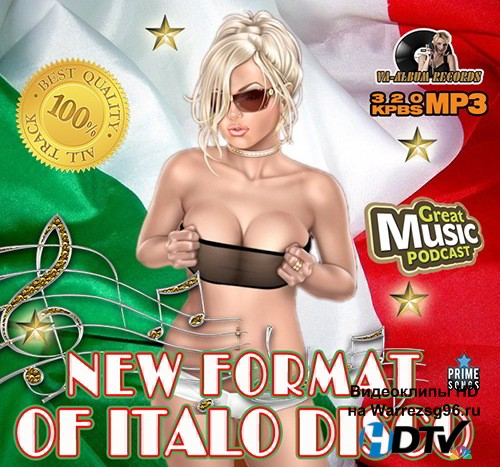 New Format Of Italo Disco (2015) MP3