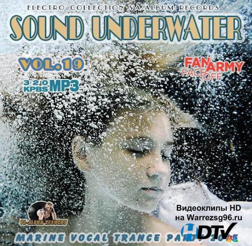 Sound Underwater: Marine Vocal Trance Party Vol 19 (2015) MP3