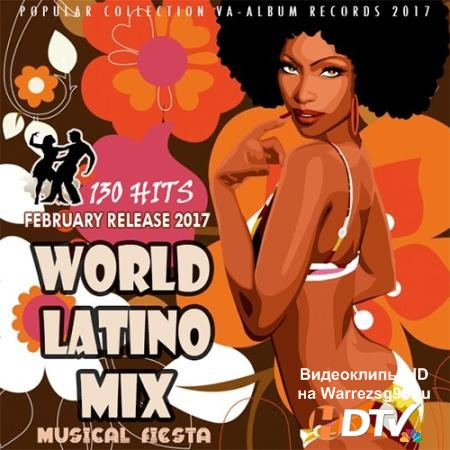VA -World Latino Mix (2017) MP3