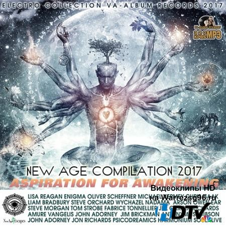 VA -Aspiration For Awakening: New Age Compilation (2017) MP3