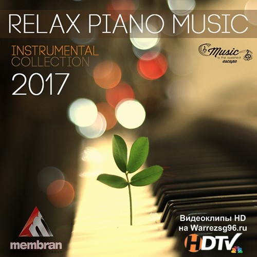 VA -Relax Piano Music: Instrumental Collection (2017) MP3