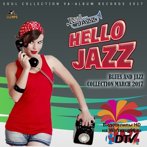 VA -Hello Jazz: New Generation (2017) MP3